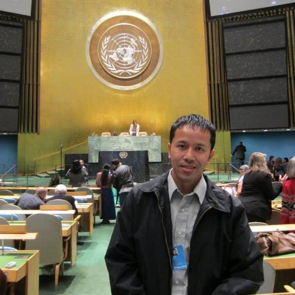 Ông Thạch Samon - Phó Thủ Quỹ