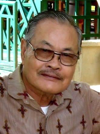 Tướng Dien Del tại Kien Svay, Campuchia, tháng Giêng năm 2008. Ảnh: www.wikipedia.org