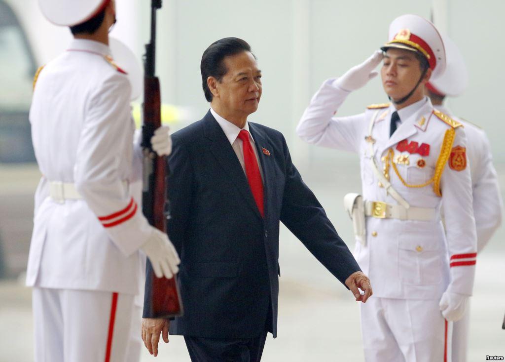 Thủ tướng Nguyễn Tấn Dũng không được đề cử làm Tổng bí thư