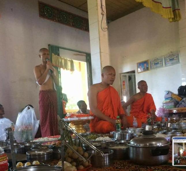 THÔNG CÁO BÁO CHÍ:  Chính quyền Việt Nam đã ngăn cản Lễ Tái Xuất Gia Đại đức Liêu Ny