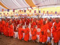 Hình chụp hôm 4/6/2019: Các thành viên của cộng đồng Khmer Kampuchea Krom tại Phnom Penh kỷ niệm 70 năm vùng đất bị trao về cho Việt Nam. Photo: Prey Nokor News